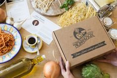 The Ultimate #Italian #Food Subscription Box #Giveaway! (Value $967)