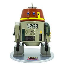 Toys R Us exclusive Chopper alarm clock.  Maybe this would get me up in the morning?  Maybe?