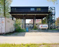 Bolko Loft, Bytom, arch. Przemo Łukasik http://planyourspace.blogspot.com/2015/02/lofty-czyli-oswojony-industrializm.html