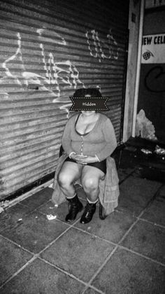 One of the sex workers we met in Hillbrow. Her story is heartbreaking:(