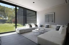 Luxury Property in Madrid By A-Cero Architects