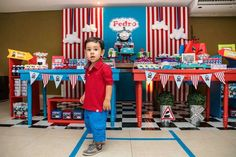 Thomas the Train Birthday Party Ideas | Photo 10 of 10