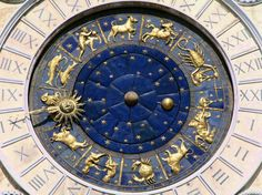 Astrological Clock in Piazza San Marco, Venice Libra Daily Horoscope, Inferno Dan Brown, Medieval, Weather Forecast, Local Forecast, Lucky Star, Celestial, Venice Italy, Clock