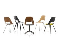 """Brand new """"Jill"""" chair now at a Vitra dealer near you!"""