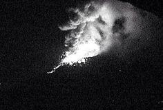 Volcán Popocatepetl Julio 2013
