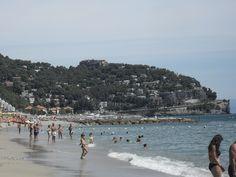 strand van Spotorno