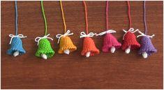 Crochet Creative Mini Bells