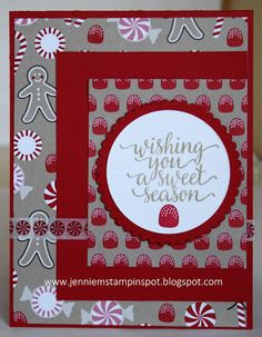 Jennie M's Stampin Spot: More Holiday Catalog Goodies!