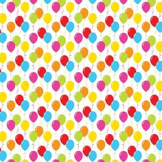 Brightly coloured balloons. I can save the picture, but the link does not work.