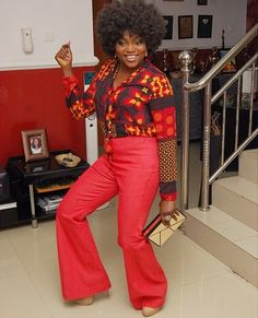 MAJOR: WHAT FUNKE AKINDELE WORE TO THE PREMIERE OF 'OCTOB...