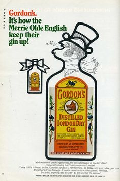 Gordon's Gin advertisement, Christmas