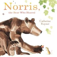 'Norris, The Bear who Shared' by Catherine Rayner. Such beautiful illustrations. Cute Animal Illustration, Children's Book Illustration, Nursery Pictures, Forest Friends, Woodland Animals, Childrens Books, Images, Beer, Artwork