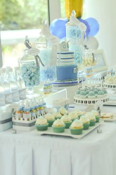 100th Day Celebration For Prince Ming Yao | Dessert Table Singapore | Acuppaluv