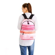Fashion backpacks for teenage girls printing backpack women travel bag casual school bags for teenagers laptop bag mochila. Casual Bags, Laptop Bag, School Bags, Travel Bag, Fashion Backpack, Backpacks, Laptop, Woman, Fashion Styles