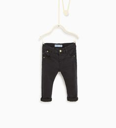 Colorful jeans-TROUSERS-Baby boy-Baby | 3 months - 3 years-KIDS | ZARA United States
