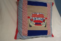 Unique Mini Cooper Cushion by gloriousgreencraft on Etsy https://www.etsy.com/listing/204560678/unique-mini-cooper-cushion
