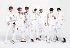 BTS dazzles in white for their comeback concept photos