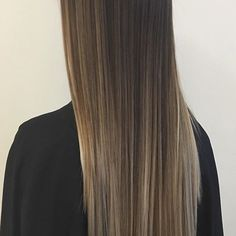 check your blends on straight hair | #hairbyfarhana ________________________________________ #redkencolor #freehand #balayage #balayageombre #colormelt #babylights #hairpainting #ombre #brunette #blondeombre #blondebalayge #yychairsalon #calgaryhairstylist #yyc #403 #calgary #yychairstylist #yychair #calgaryhair #behindthechair #hedkandisalon #hedkandilovesyou