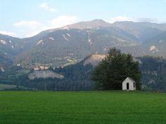 Chapel in Oberrealta by Christian Kerez