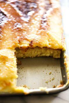 Creme Brûlée Sheet Cake | Chef in Training | Bloglovin'                                                                                                                                                                                 More