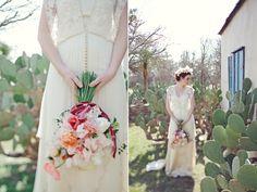 BHLDN dress, pink dress | the Nichols photo team | #bridestyle #anthrowedding