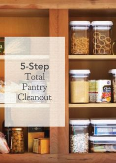 Grab this guide for easy pantry organization!