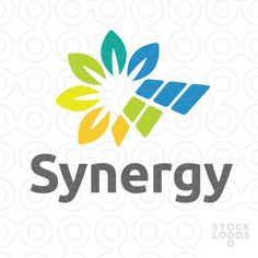 Symergy Solar Ecology #logo #design