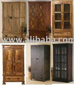Instead of a closet, I'd like to refinish or build a portable wardrobe, possibly from pallet wood. Pallet Wardrobe, Wood Pallets, Pallet Wood, Portable Wardrobe, Garment Racks, Faux Painting, Wood Cabinets, Creative Studio, Pallet Projects