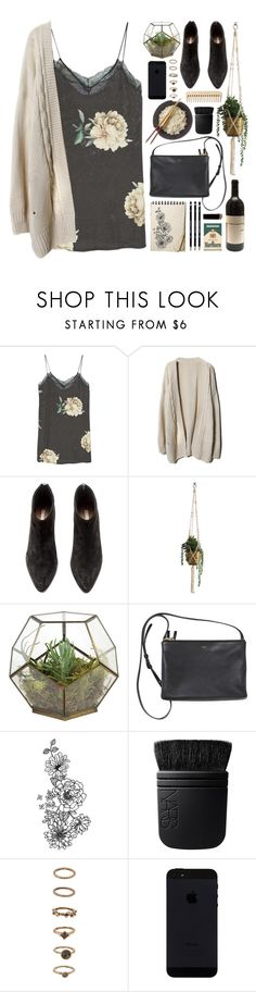 """""""190117"""" by rosemarykate ❤ liked on Polyvore featuring MANGO, H&M, Dot & Bo, Jayson Home, The Body Shop, NARS Cosmetics and Forever 21"""