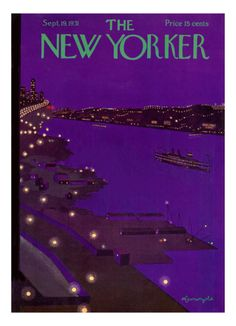The New Yorker Cover - September 19, 1931 Premium Giclee Print by Adolph K. Kronengold at Art.com - New Yorker Cover Quiz