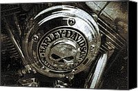 Sons Of Anarchy Photograph by Bill Owen - Sons Of Anarchy Fine Art Prints and Posters for Sale #sonsofanarchy #motorcycles #harleys #abstract :)