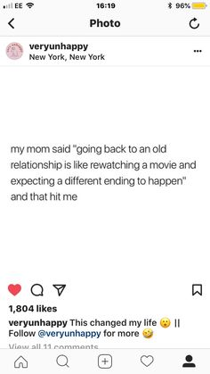 At least someone's mom understood that. And respected their daughter. Ex Quotes, Real Life Quotes, True Quotes, Relationship Quotes, Quotes To Live By, Relationships, Meaningful Quotes, Inspirational Quotes, Twitter Quotes