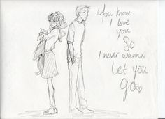 Never let you go by *burdge-bug :: ♥