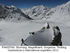 Gasherbrum2, Pakistan