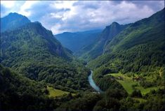 Tara River Canyon Top 10 Largest Canyons In The World