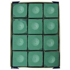 Silver Cup Chalk, Green, 12-Piece Box by Sterling. Save 3 Off!. $7.75. Silver Cup Chalk is, in our opinion, the best chalk on the market today. Although not as popular as Master, it is only a matter of time before people realize they can get a better chalk for less money! It is made in Macon, Georgia by some of the finest people you will ever meet. We suggest matching your chalk color to your cloth color to keep it looking cleaner longer. This is a 12 piece box of green chalk.