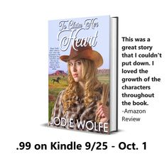 Look at what's 99 cents this week. Be sure to pick up a copy if you haven't yet. :)
