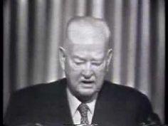 President Herbert Hoover on TV! (1960) - YouTube