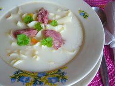 Adela Zilahi: Prajitura cu crema de budinca si cocos 20 Min, Panna Cotta, Supe, Dessert Recipes, Pudding, Bread, Ethnic Recipes, Gem, Food
