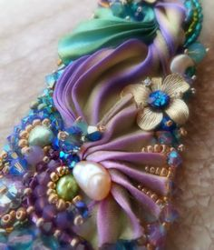 Photo only, lovely work!                   Serena Di Mercione  Jewelry
