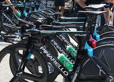 Wonderful Pinarello time trial #bikes