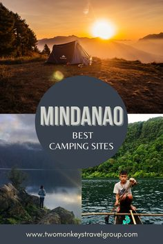 Camping in the mountains or by the beach or lake is a great experience. No electricity, no comforts of the home; just you and Mother Nature. Go away on an adventure with your family and friends and sleep under the stars! Here are the places all over Mindanao where you can pitch your tent and camp. Get your tents and mats ready! Mindanao, Sleeping Under The Stars, Morning View, Philippines Travel, Travel Abroad, Pacific Ocean, Campsite, Tents, Pitch