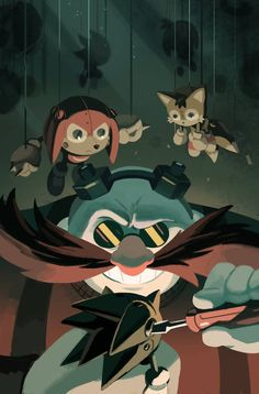 """The official raw cover for Sonic the Hedgehog 12 (IDW Publishing) by Nathalie Fourdraine! The fourth and final part of """"The Battle for Angel Island. Sonic the Hedgehog 12 (IDW Publishing) Cover RI Sonic The Hedgehog, Shadow Sonic, Sonic Mania, Sonic Franchise, Sonic Heroes, Sonic Fan Art, Cartoon Tv, A Comics, Nerd Geek"""
