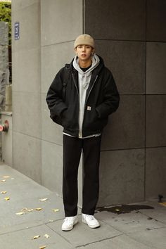 korean winter outfits street style - koreanische winter outfits street style korean winter outfits street style - for work winter outfits; Men's Casual Outfits Winter, Korean Winter Outfits, Winter Outfits For Teen Girls, Winter Mode Outfits, Korean Fashion Winter, Korean Fashion Men, Korean Street Fashion, Winter Fashion Outfits, Men Casual