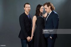 Actors Caitriona Balfe, Tobias Menzies, and Sam Heughan of STARZ's 'Outlander' are photographed for Los Angeles Times on March 2016 in Los Angeles, California. PUBLISHED Get premium, high resolution news photos at Getty Images Outlander Funny, Outlander Novel, Diana Gabaldon Outlander Series, Outlander Season 2, Outlander Tv Series, Sam Heughan Outlander, Outlander 2016, Starz Series, Claire Fraser