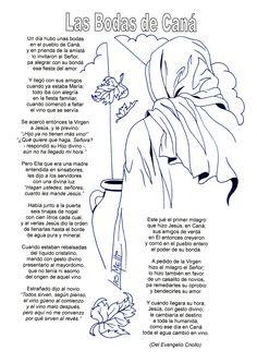 Las bodas de Caná - Evangelio Criollo