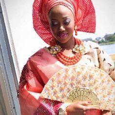 Yoruba Fashion - Lagos, Nigeria