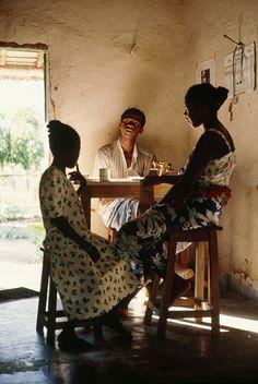 Madagascar:  People of Madagascar.  Photos by Albert Moldvay & Lynn Johnson