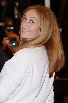 Cecile de France festival de Cannes 2015 nice blue eyes !