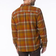 Plaid Shirts for Men, Button Down Shirts for Men | prAna